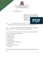 001- PROJ. DE INDICAÇÃO- EXAMES CLÍNICOS EM ALUNOS DA REDE MUNICIPAL