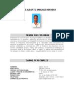 H.v. Carlos Alberto Sanchez Herrera. Com. Social