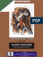 Raices Del Tango Cronologia