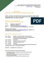 Einladung TPM Expertengruppe 2011 Welser Profile