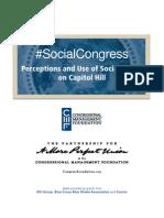 #SocialCongress