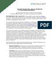 Social Cast Press Release External Contributors User Roles Org Charts