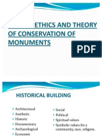 Values of Conservation