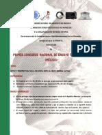 Convocatoria Nacional de Ensayo Filosófico 2011 (México)