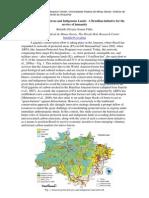Soares Simulação da tendência do desmatamento nas Cabeceiras do Rio Xingu 2008