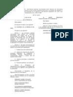 LEY Nº 24041 SERVIDORES PÚBLICOS PARA LABORES PERMANENTES