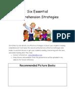 Six Essential Comprehension Strategies