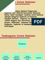 Chapter 9 Pembangunan Sistem Maklumat