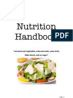 CrossFit Nutrition Handbook