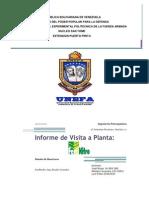 Informe de Visita a FERTINITRO