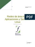 Servicios Linux Redes