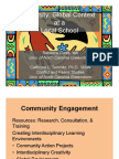 Cross-Cultural Conflict Transformation at a Local School for Immigrants and Refugees