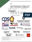 2008 SA Housing Forecast
