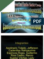 Trabajo de Expo Sic Ion - Tema Redes Formales de La Comunicacion Organizacional (2)