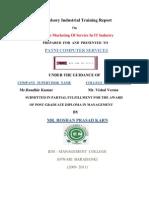 Compulsory Industrial Training Report