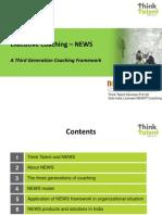 Executive Coaching in India - NEWS Model