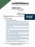 NDRRMC - Update No. 3 - TS Juaning - 2000 - 26 July 2011
