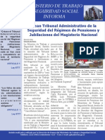 Boletín Informativo Nº 21