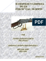 Manual desglòs Winchester 94 .30-30