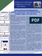 Boletín Informativo Nº 50