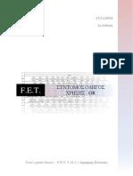 FET-User Guide GR