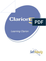 Getting Started - Clarion 5.5