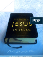 The Status of Jesus Pbuh in Islam