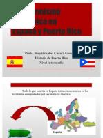 El Reformismo Borbónico en España y Puerto Rico