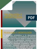 teleologia y deontologia