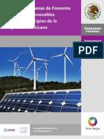 Guia de Programas de Fomento de Energías Renovables