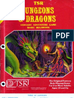 1011B D&D Basic Rules (Moldvay)