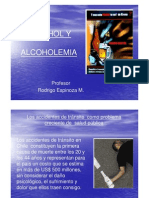 Alcohol y Alcoholemia