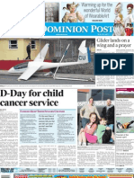 D-Day for child cancer service