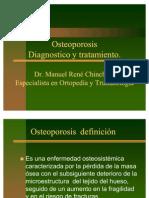 Charla Osteoporosis