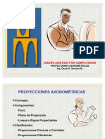 TIPOS DE PROYECCION