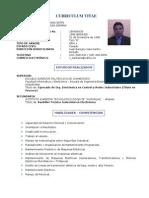 Curriculum Cristian San Ti an A
