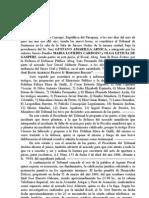 Josè David Alderete Franco S. homicidio