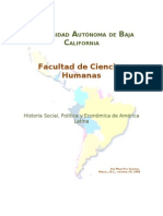 Ensayo--modernizacion-Desarrollo Politico de America Latina