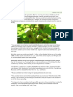 Artwell Mazvaramhaka-kiwifruit Vine Disease(Goegraphy Research)