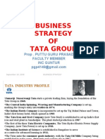 tata industries profile
