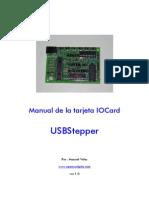 Manual Usb Stepper