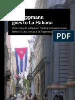 Mr Lippmann Goes to La Habana