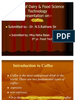 Coffee 1st Ppt