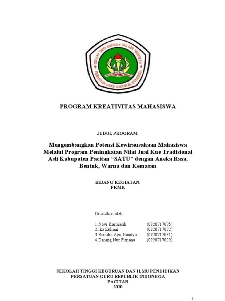 Contoh Proposal Usaha Di Bidang Teknik Sipil - Berbagi ...