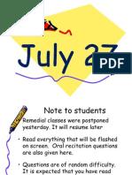 Math 202 July 27 Lesson
