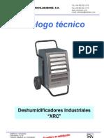 Dehumidificadores     060618210219_FAQS-003 XRC-ESPAÑOL