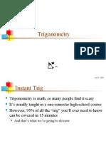 24 Trigonometry