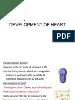 6 Development of Heart - 1
