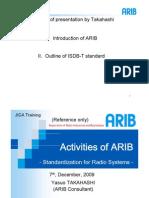 Arib Standard(Arib Takahashi)1