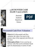 Discounted+Cash+Flow+Valuation